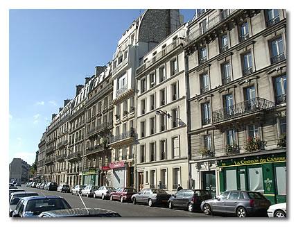 scanner rue du ruisseau paris 18