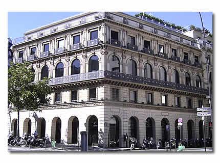 L'ex-café Hardy, 20 boulevard des Italiens.