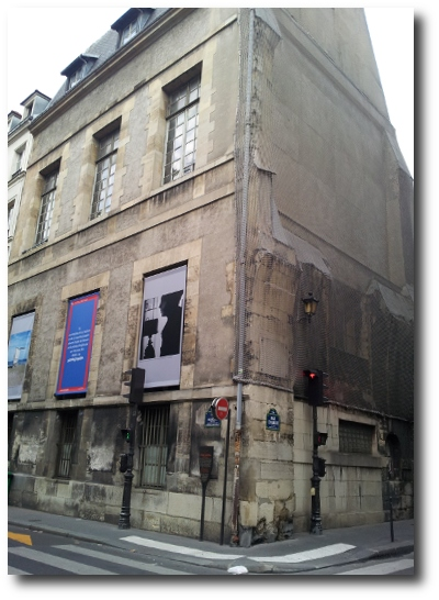 Sur Les Pas Des Ecrivains L H 244 Tel De Nevers 224 Paris
